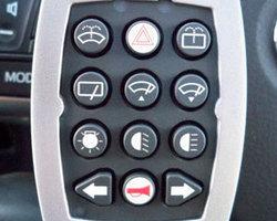 Télécommande / boule au volant