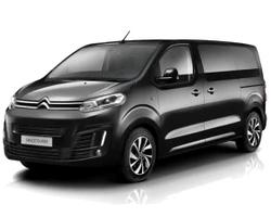 Nouveau Citroën SpaceTourer M & XL Véhicule adapté aux fauteuils roulants (TPMR)