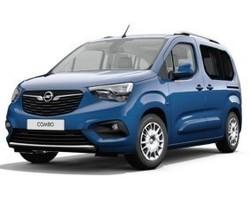 Opel Combo Life L1 & L2 Véhicule adapté aux fauteuils roulants (TPMR)