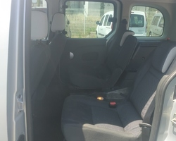 RENAULT KANGOO II TPMR 1.5L 110CV 4 places assises + 1 fauteuil roulant RAMPE AUTO