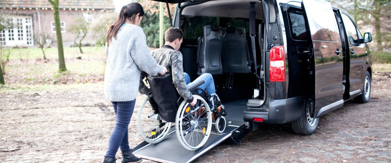 Louez un véhicule TPMR ou adapté à votre handicap pendant la période des fêtes !!!